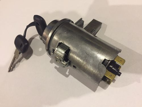 ignition switch Fiat 850 Coupe - Fiat 124 Coupe/Spider