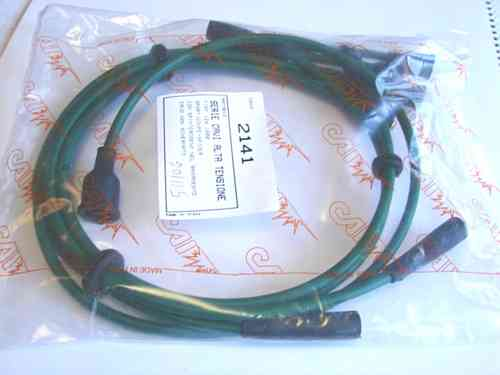 ignition cable set Fiat Fiat 124 Coupe/Spider