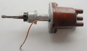ignition distributor  Fiat 124 Sport