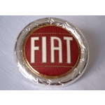 Fiat 124 Spider and X1/9 Hood Emblem on 1976