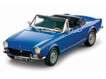 Fiat 124 Spider BS, blue 1970