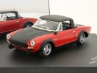 Fiat 124 Spider CSA, red-black